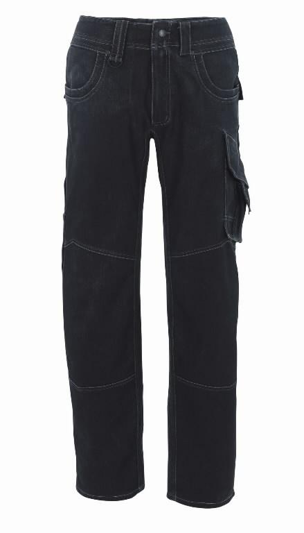 Suncor džinsai, juodi 82C62, Mascot