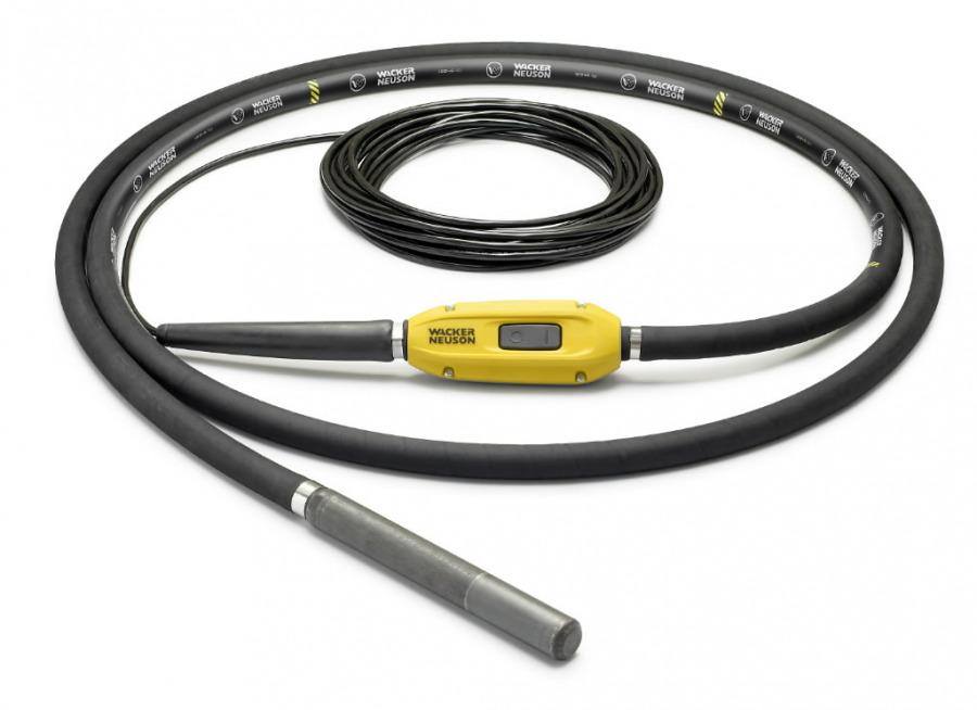 Elektriskais dziļumvibrators IEC 45, Wacker