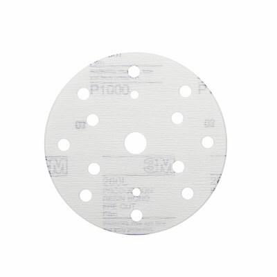 Šlif.diskas Hookit 152mm/15sk. P1000 Purple , 3M