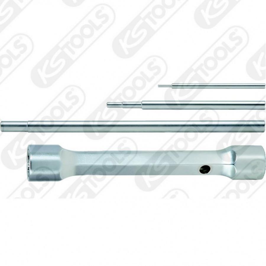 Raktas atvirais galais  10x11mm ULTIMATE+, KS tools