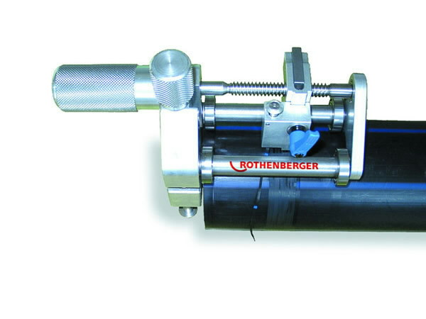 Muffler for Electric Socket Welding Size I, Rothenberger