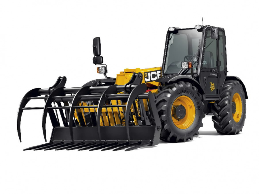 Telescopic handler  526-56, JCB