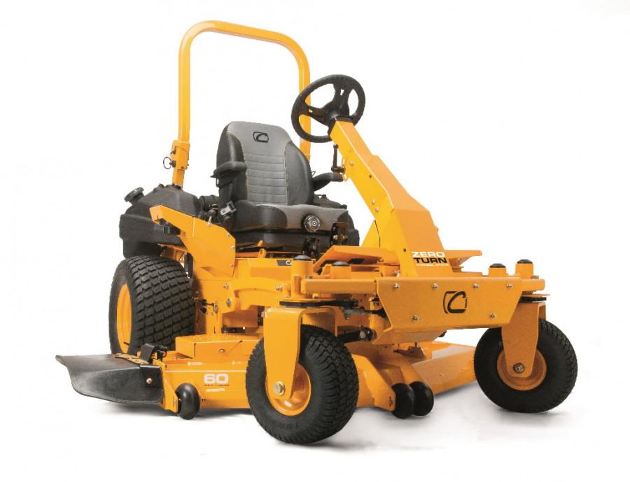 Nulles apgriešanās rādiusa mauriņa traktors  Z5 152, Cub Cadet