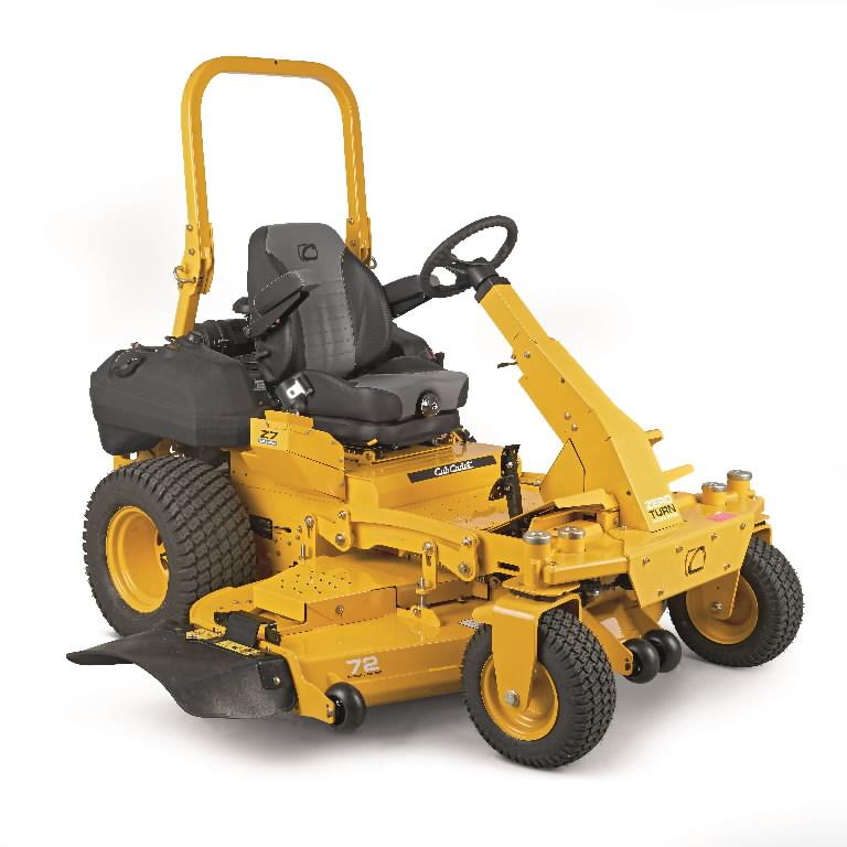 Nulles apgriešanās rādiusa mauriņa traktors  Z7 183, Cub Cadet