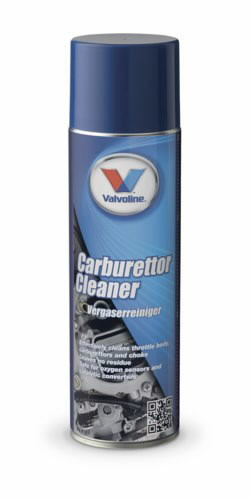 Karburaatori puhasti CARBURETTOR CLEANER 500ml, Valvoline