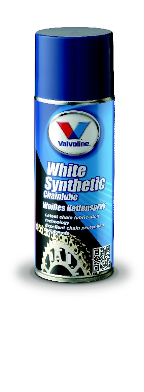 Ketimääre WHITE SYNTH CHAINLUBE 400ml, Valvoline