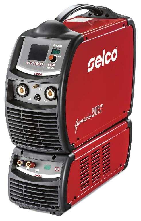 TIG-keevitusseade GENESIS 2200 AC/DC, Selco