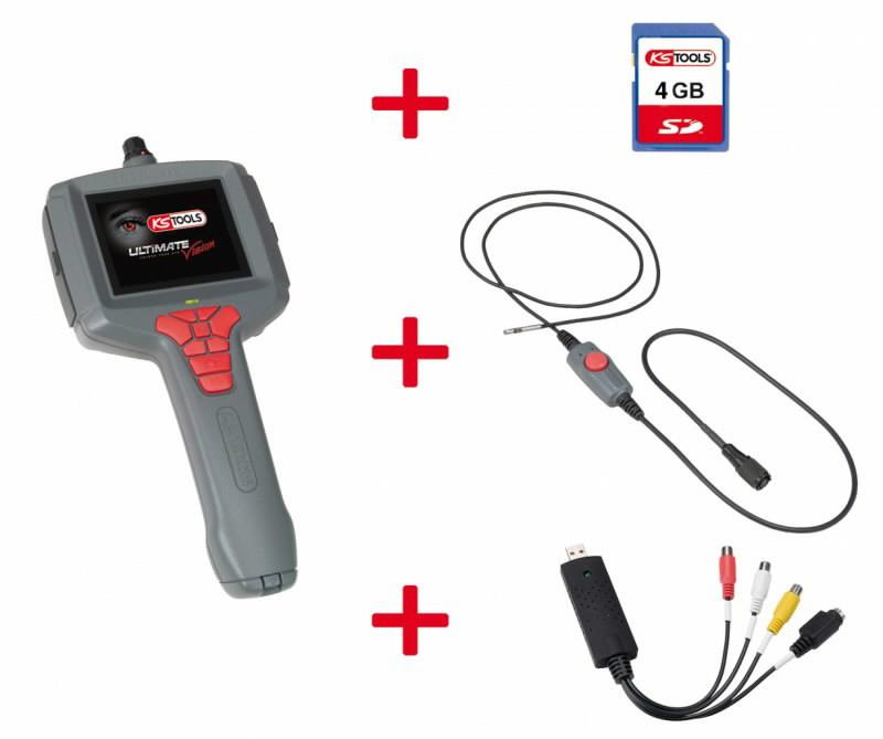 videoscope kit ULTIMATEvision, KS Tools