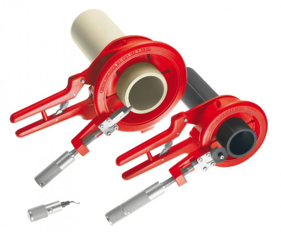 Nuožulnų kirpimo įrankis ROCUT 110 SET, Rothenberger