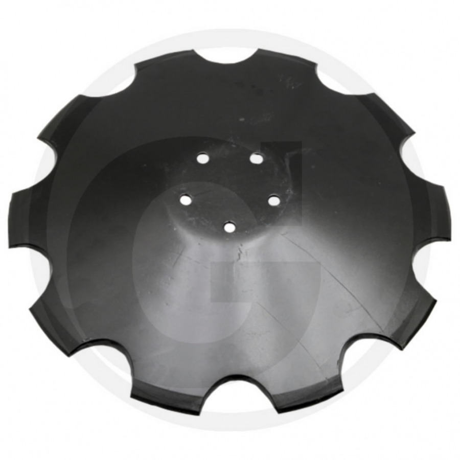 COULTER DISC, GRANIT