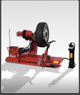 Universal truck tyre changer  560 N, TECO