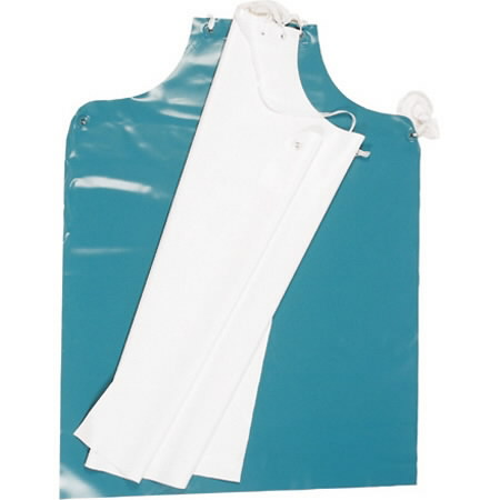 Apron PVC white, Other
