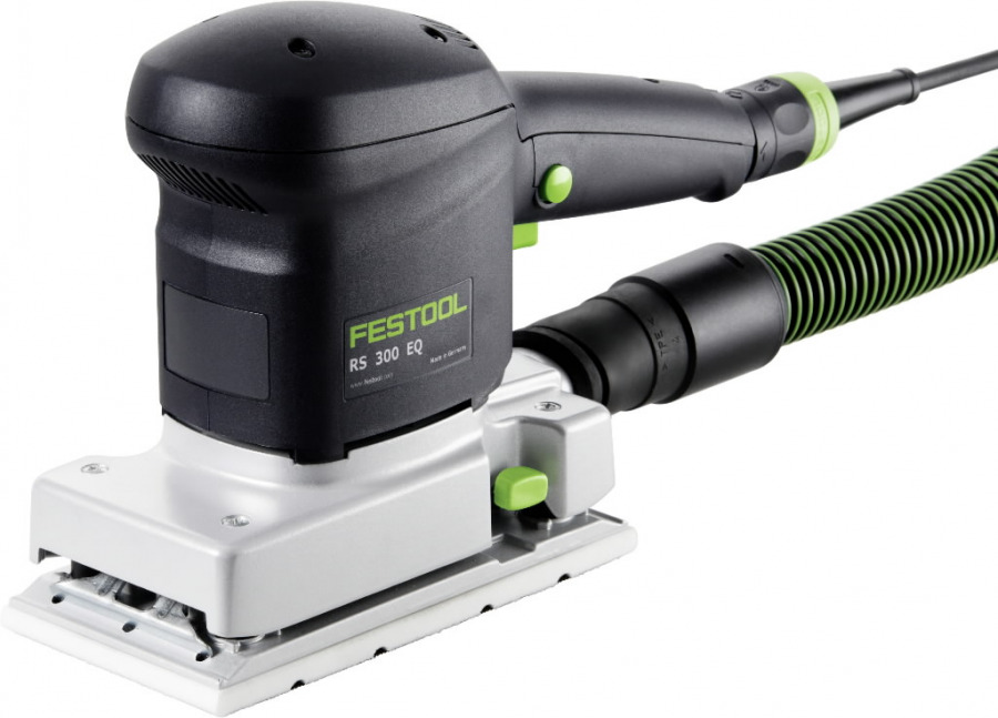 Taldlihvija RS 300 EQ-Set, Festool