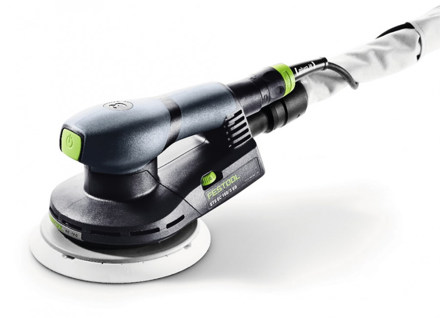 Ekscentrinis šlifuoklis ETS EC 150/3 EQ-Plus-GQ, Festool