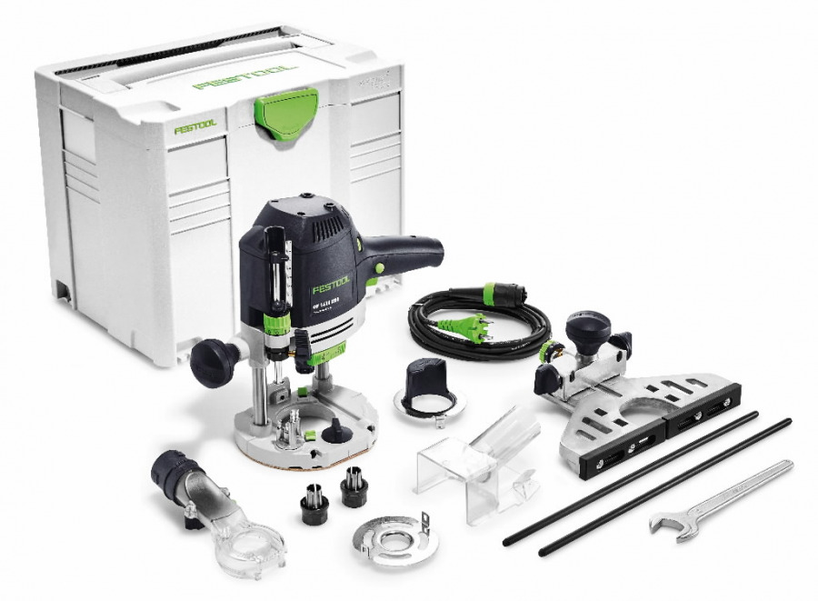 Ülafrees OF 1400 EBQ-Plus, Festool