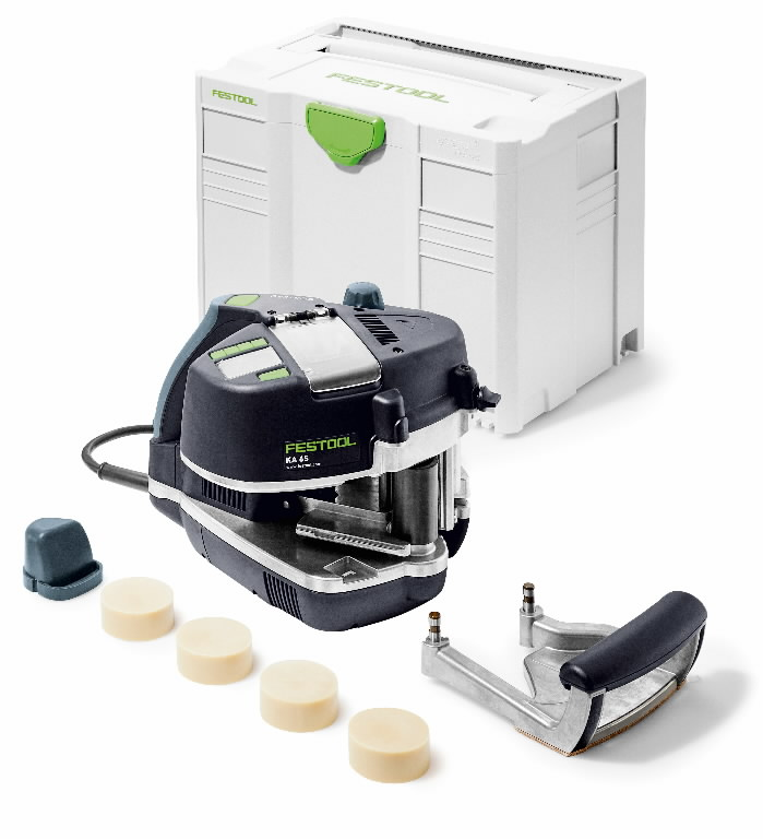 Edge bander CONTURO KA 65 Plus, Festool