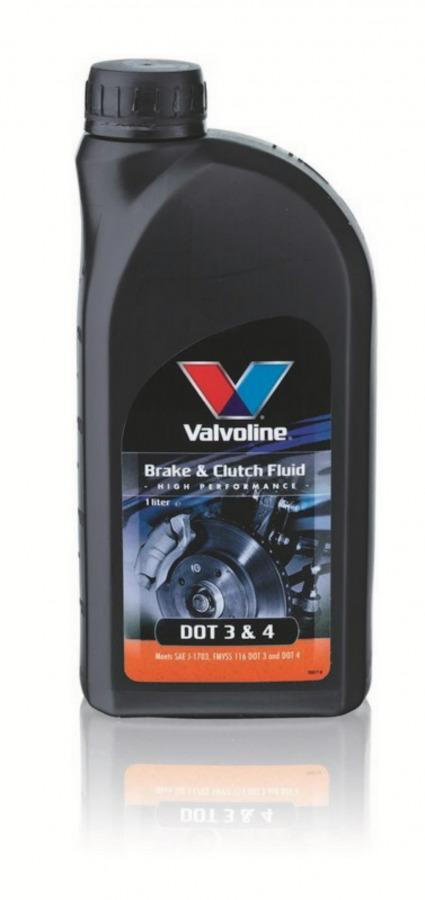 Skystis stabdžiams DOT4 250 ml, Valvoline