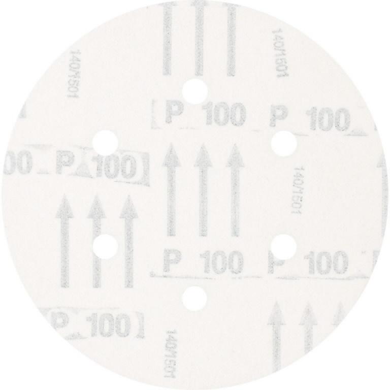 Diskas velcro  KSS 150 6L A100, Pferd