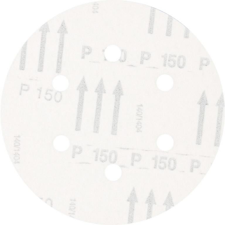 Diskas velcro  KSS 150 6L A150, Pferd