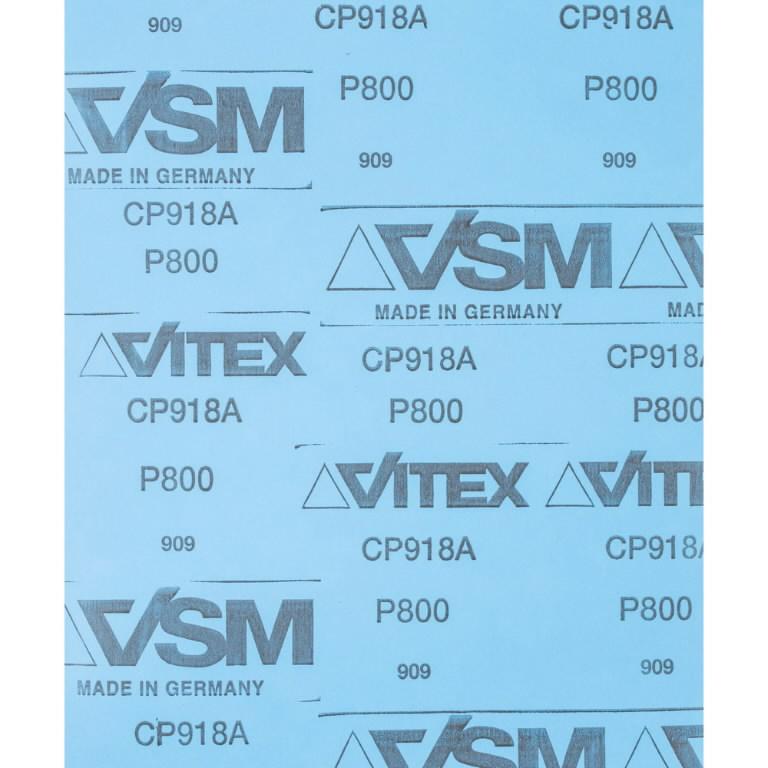 Lihvleht 230x280mm SIC 800 BP W, Pferd