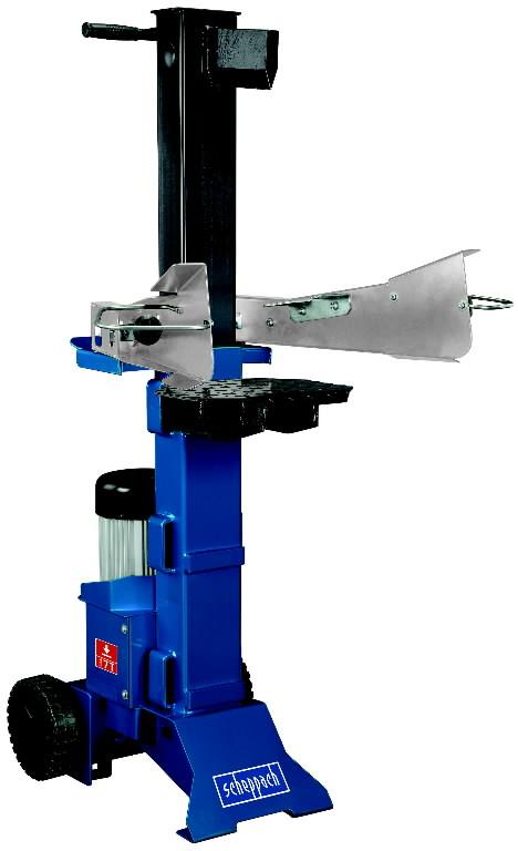 Hüdrauliline vertikaalne puulõhkuja HL 710, Scheppach