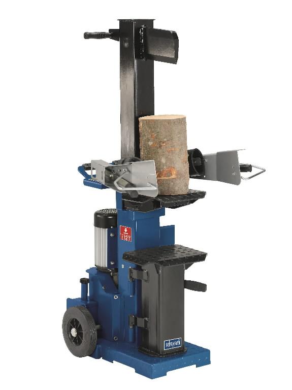 Hüdrauliline vertikaalne puulõhkuja HL 1200, Scheppach