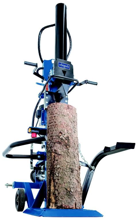 Hüdrauliline vertikaalne puulõhkuja HL 2500GM, Scheppach