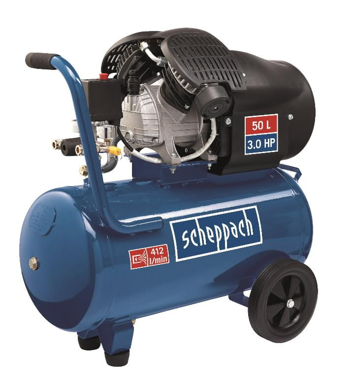 Kompressor HC 52dc, Scheppach