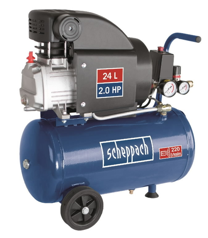 Kompressor HC 25, Scheppach