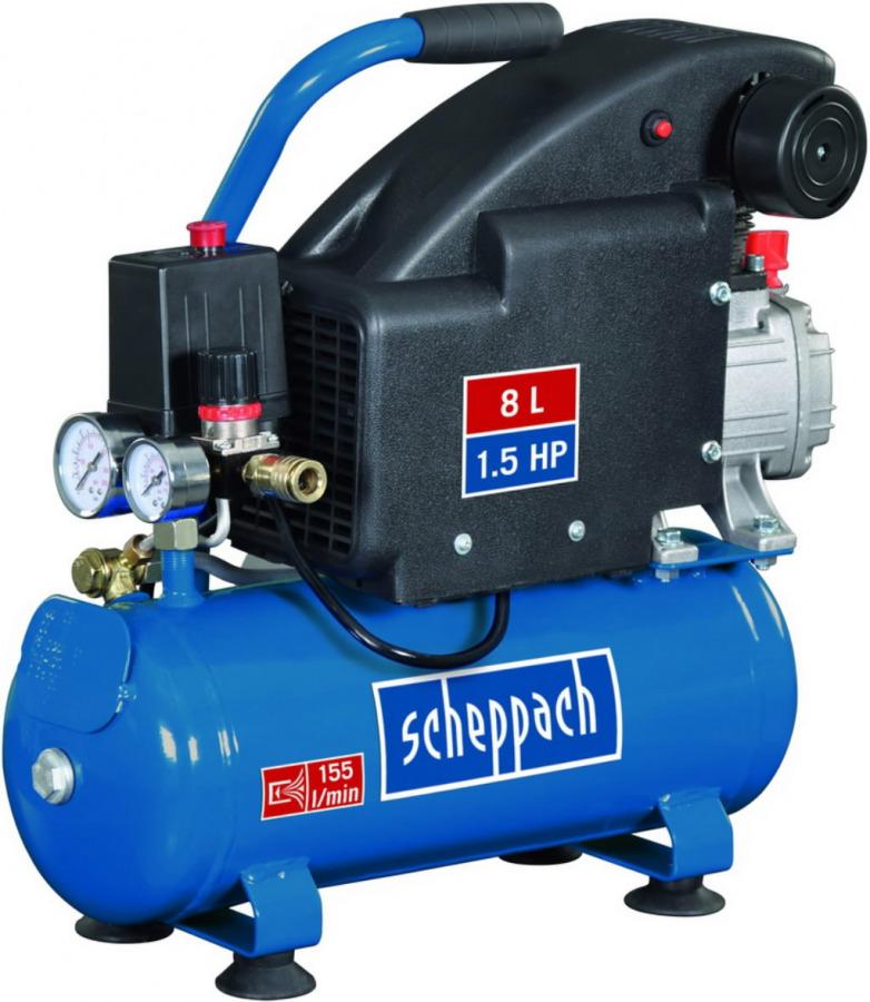 Kompresorius HC 08, Scheppach
