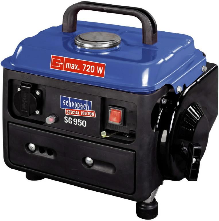 Elektrigeneraator SG 950, Scheppach