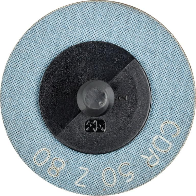 Abrazyvinis diskas 50mm P80 Z CDR (ROLOC), Pferd