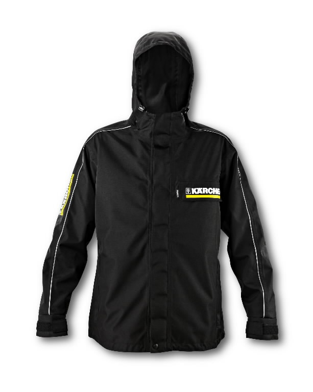 Wet protective work jacket, Kärcher