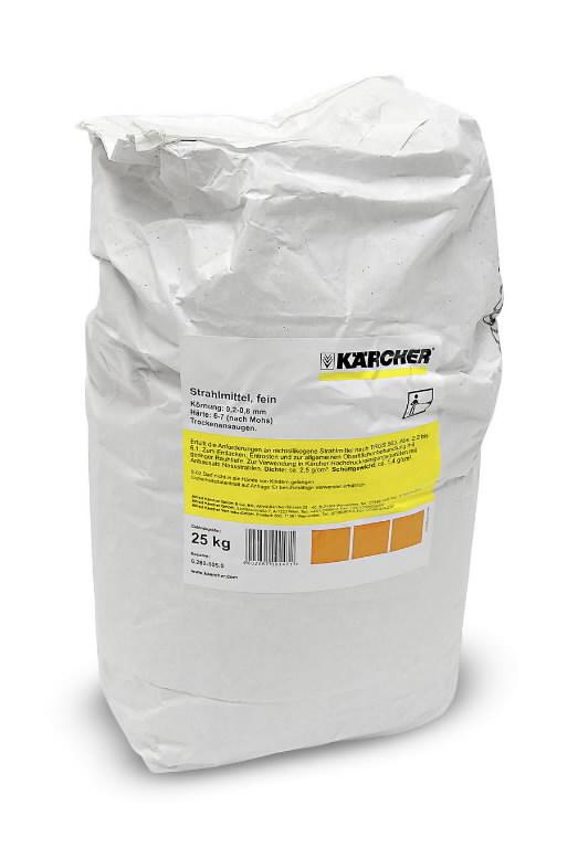 Peeneteraline abrasiiv, 25kg, Kärcher