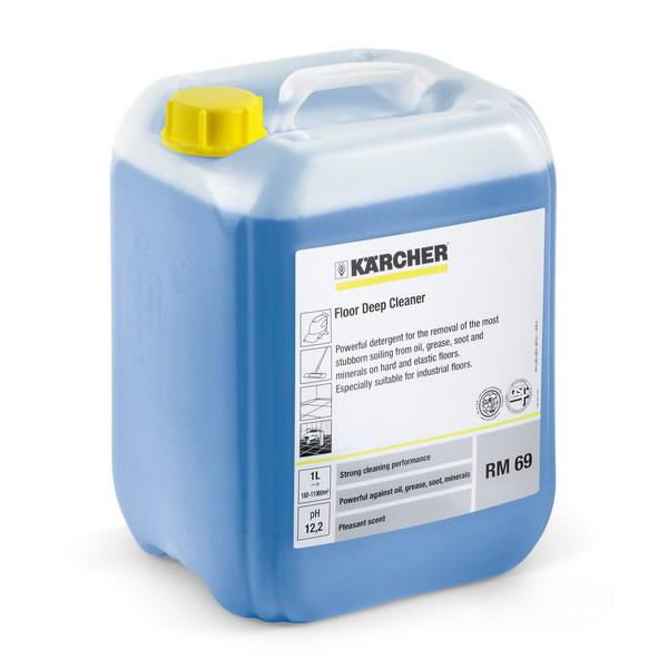 Grindų plovimo priemonė RM 69 ASF 10L, Kärcher