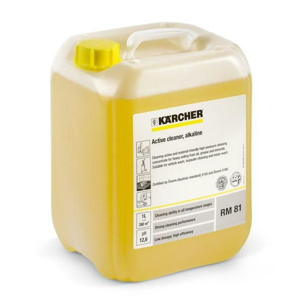 Aktyvi šarminė plovimo priemonė RM 81 10 L, Kärcher