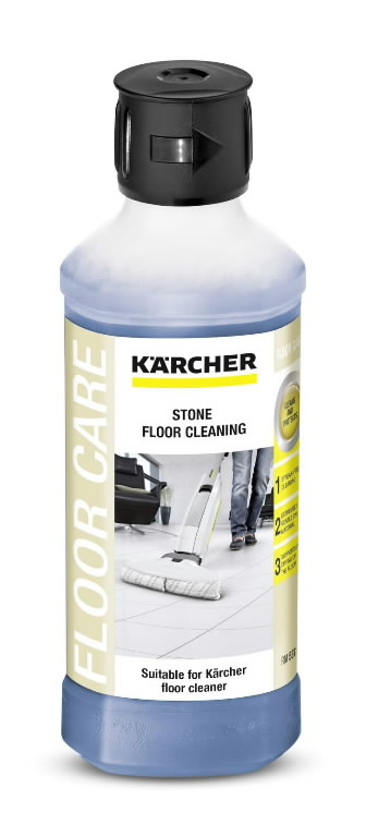 Floor cleaning stone cleaning agents RM 537, Kärcher