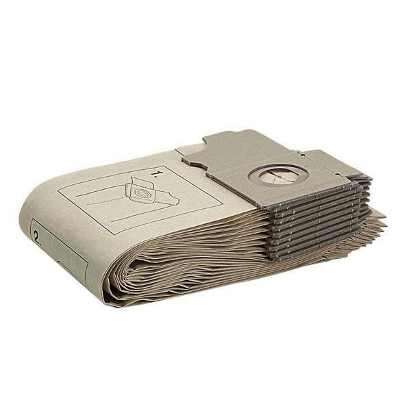 Popieriniai filtrų maišeliai CV 32, 10 vnt., Kärcher
