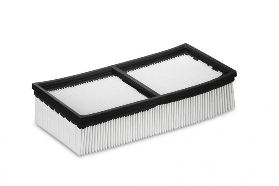 Plokščias gofruotas filtras PTFE NT65/2; NT75/2, Kärcher