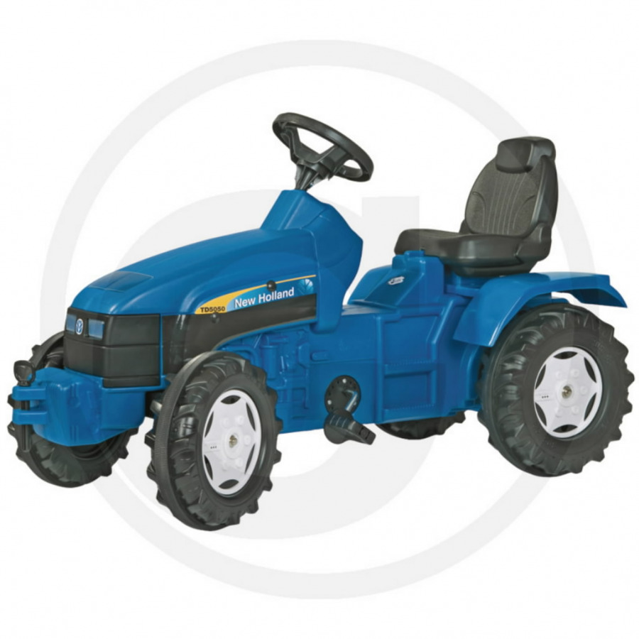 Pedaalidega traktor New Holland TD5050, Granit
