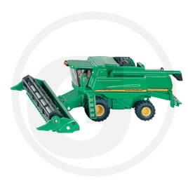 Model harvester John Deere 9680i SIKU 1:87, GRANIT
