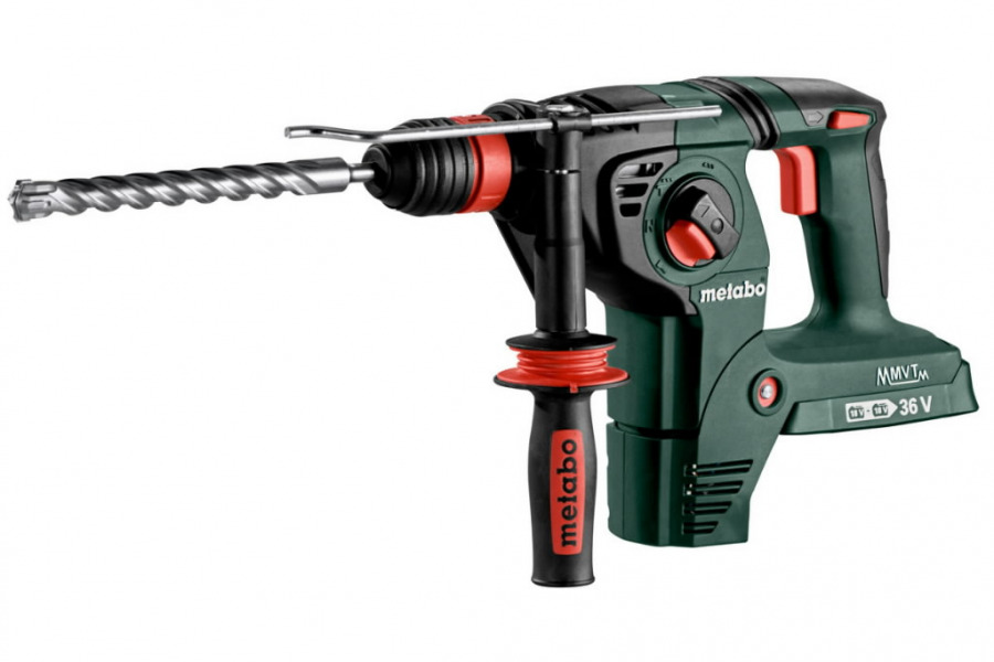 Cordless combi hammer KHA 36-18 LTX 32, without battery/char, Metabo