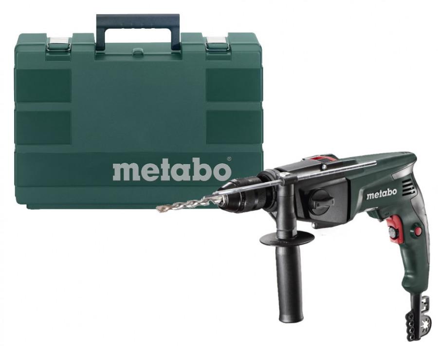 Meh. löögiga trell SBE 760, Metabo