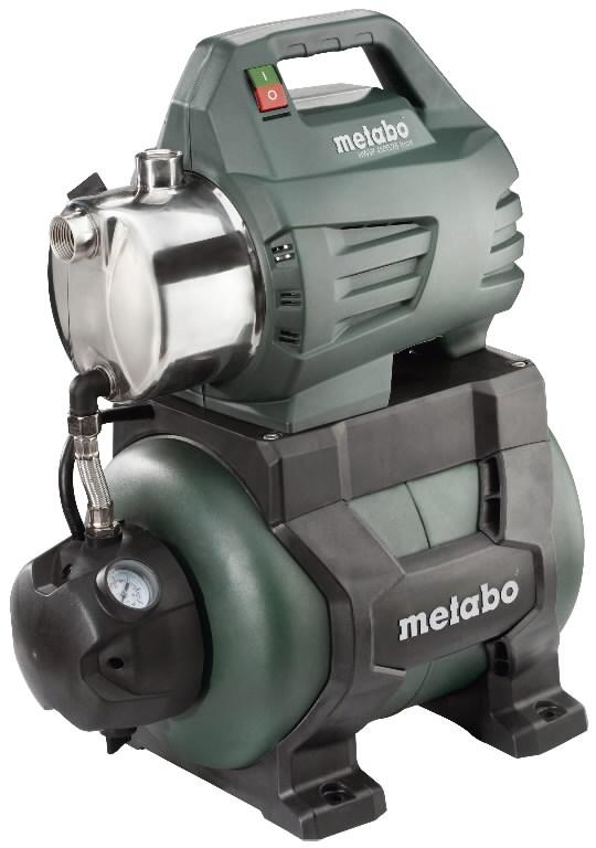 Водяной насос-гидрофор HWW 4500/25 INOX, METABO