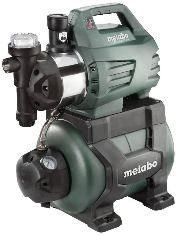 Hüdroforiga veeautomaat HWWI 4500/25 INOX, Metabo