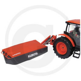 Model Kubota Disc Mower DM2032 UH 1:32, GRANIT