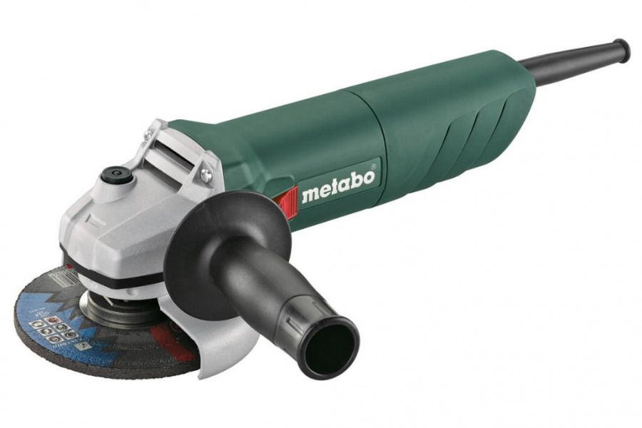 Kampinis šlifuoklis W 850 125mm, Metabo