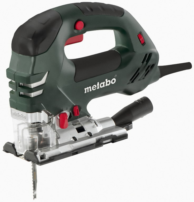 Siaurapjūklis  STEB 140 Plus in MetaLoc case, Metabo