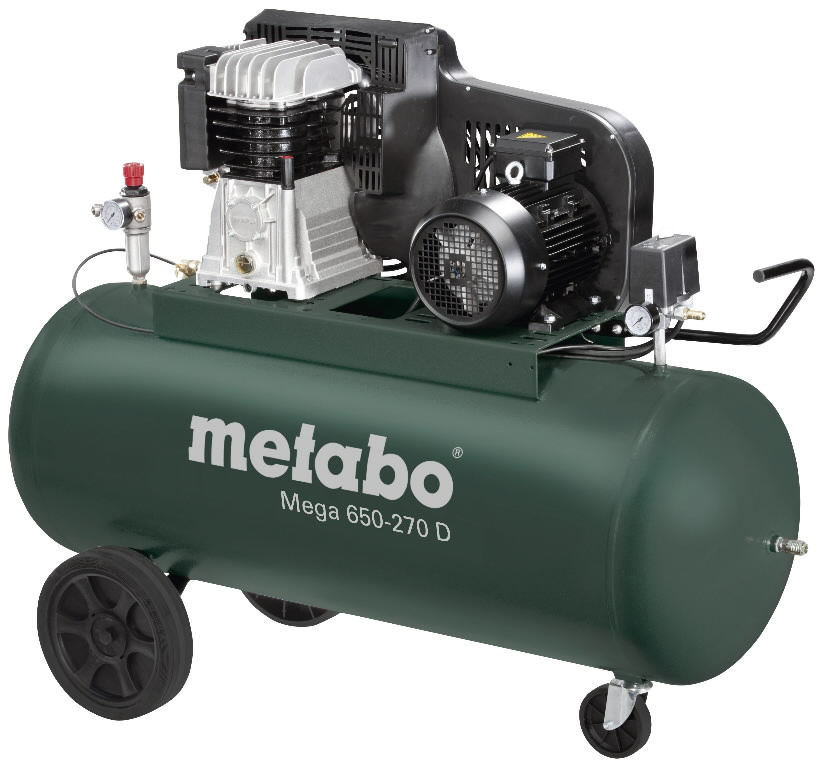 Kompresorius MEGA 650-270 D, Metabo