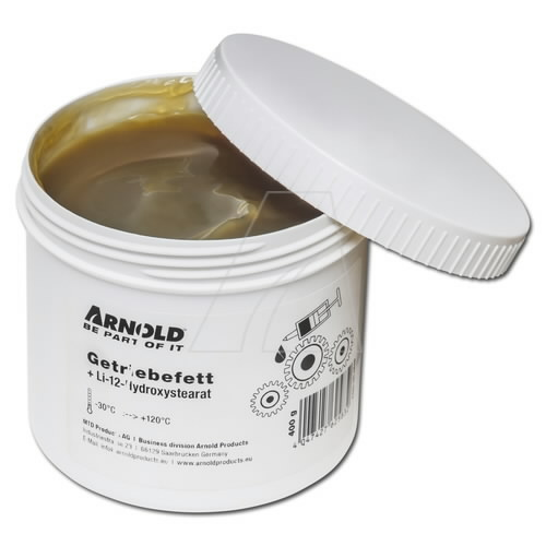 Gear box grease, MTD PRODUCTS AG